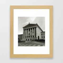 Philadelphia Museum of Art Framed Art Print