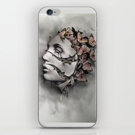 metamorfosis  iPhone Skin