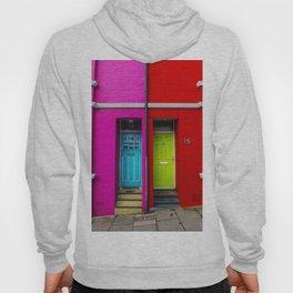 Colored doors Hoody