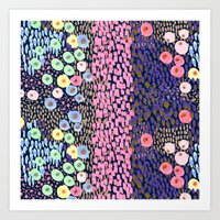 bubble Art Prints featuring Bubble by moniquilla