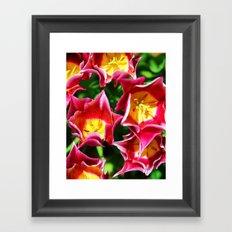Spring Greatings Framed Art Print