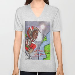 A View from the Stars Unisex V-Neck
