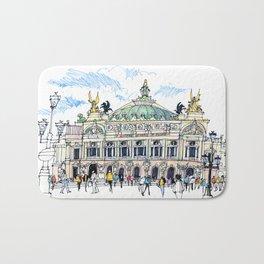 Palais Garnier, Paris Bath Mat