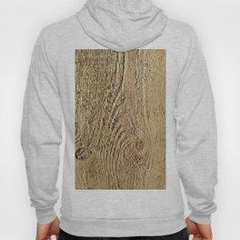 Unrefined Wood Grain Hoody