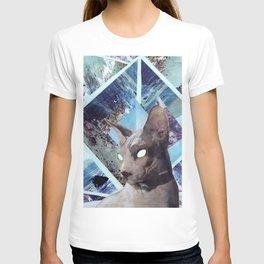 Nude Cat T-shirt