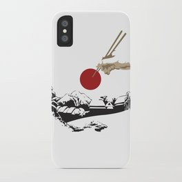 A delicious harvest moon iPhone Case