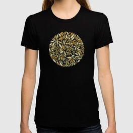 Leafy Brown T-shirt