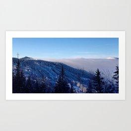 BV Views Art Print