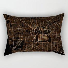 Adelaide map Rectangular Pillow