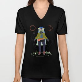 Witch Series: Seance Unisex V-Neck