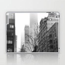 NYC in Fog Laptop & iPad Skin