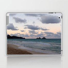Beachside Mornings Laptop & iPad Skin