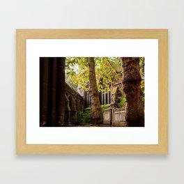 Kensington Tranquility Framed Art Print