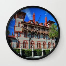 Flagler College Wall Clock