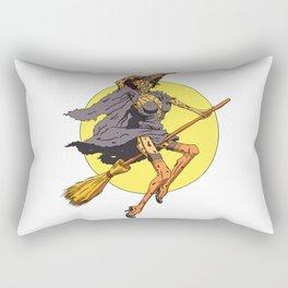 Pin up Zombie 02 Rectangular Pillow