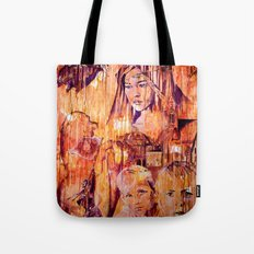 Telse and Magdalena or the question: how free is a Dithmarscher? Tote Bag