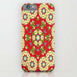 Grannies Quilt 2 iPhone Case