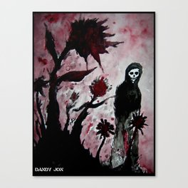 Carrion Flowers Canvas Print
