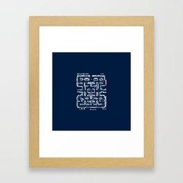Pacberg Framed Art Print