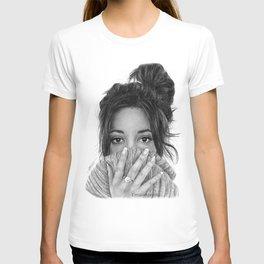 Camila Cabello Jumper Drawing T-shirt