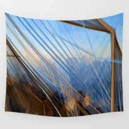 The Windows of the World Wall Tapestry