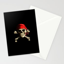 The Jolly Roger Stationery Cards