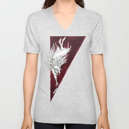 The Bloody Crow Unisex V-Neck
