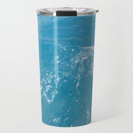 Calm Ocean Waves Travel Mug