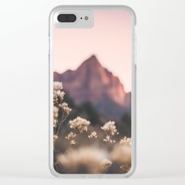 The Watchman Clear iPhone Case