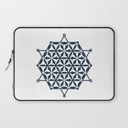 Flower of Life, Sacred Geometry Laptop Sleeve