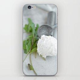 Ice Cream Scoop iPhone Skin