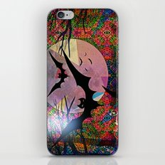 BatLove1 iPhone & iPod Skin