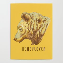 Honeylover Poster