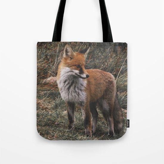 Feelin' Foxy Tote Bag