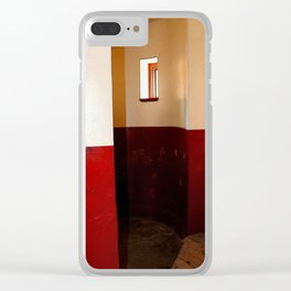 Internal Turret Clear iPhone Case