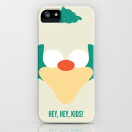 Hey, Hey, Kids! iPhone Case