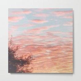 Texas Hill Country Sky - Sunrise 4 Metal Print