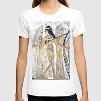 egyptian T-shirts featuring Egyptian Musicians by Brian Raggatt