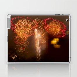 Brooklyn Fireworks, Huge firework display in NYC Laptop & iPad Skin