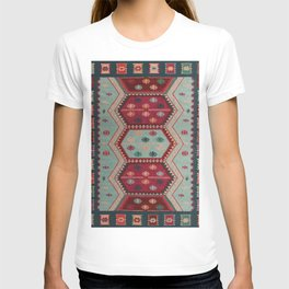V31 Traditional Colored Moroccan Carpet. T-shirt