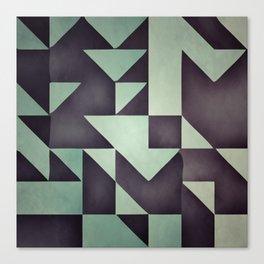 :: geometric maze VIII :: Canvas Print