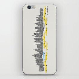 New York City Panoramic iPhone Skin