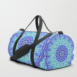 Tribal Mandala G389 Duffle Bag