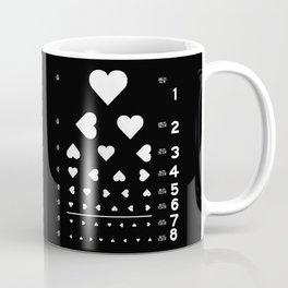 Can you see the love? Coffee Mug