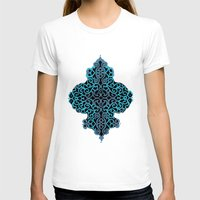 celtic T-shirts featuring celtic blue by Ariadne
