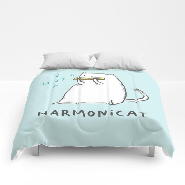 Harmonicat Comforters