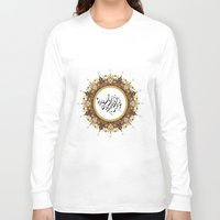 calligraphy Long Sleeve T-shirts featuring Persian Calligraphy by BeyondPersia
