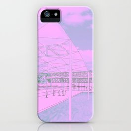 Cairo Sunset iPhone Case
