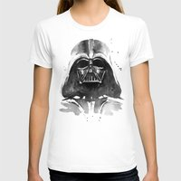 darth T-shirts featuring Darth Vader by Olechka
