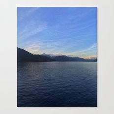 Ocean Calm I Canvas Print